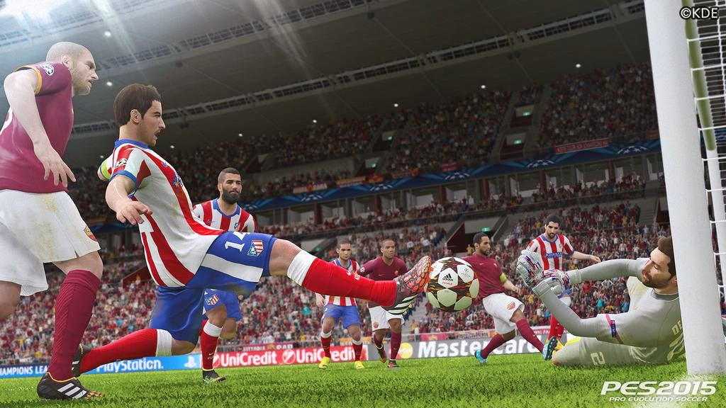 Download Pro Evolution Soccer 2015 Reloaded