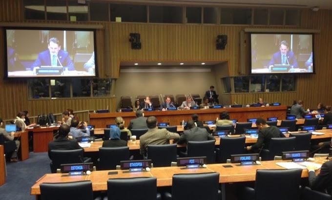 ⭕️ عاجل | اللجنة الرابعة للأمم المتحدة تتبنى قرارا يعيد تأكيد مسؤولية الأمم المتحدة تجاه تمكين الشعب الصحراوي من حقه في تقرير المصير.