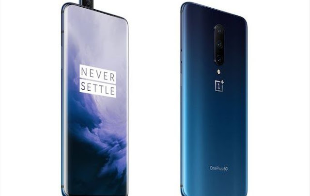 OnePlus 7 Pro 5G Gets OxygenOS 10.0.4 Android 10 Update