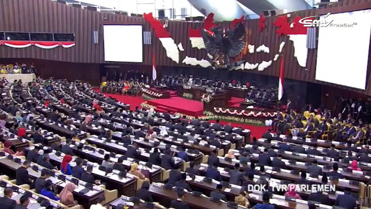 Frekuensi siaran TV Parlemen di satelit ABS 2A Terbaru