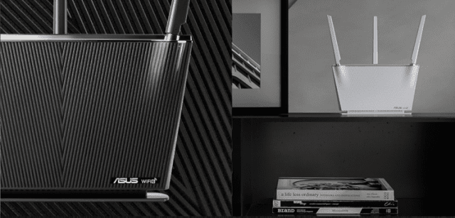 أسوس تكشف عن راوتر RT-AX68U Vertical WiFi
