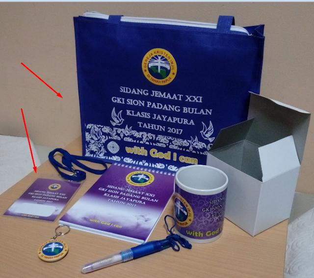Paket Seminar kit Bandung mulai 13.500. Cetak notes murah, pulpen, flashdisk, plakat, tas seminar bandung, pouch, souvenir. Free Ongkir