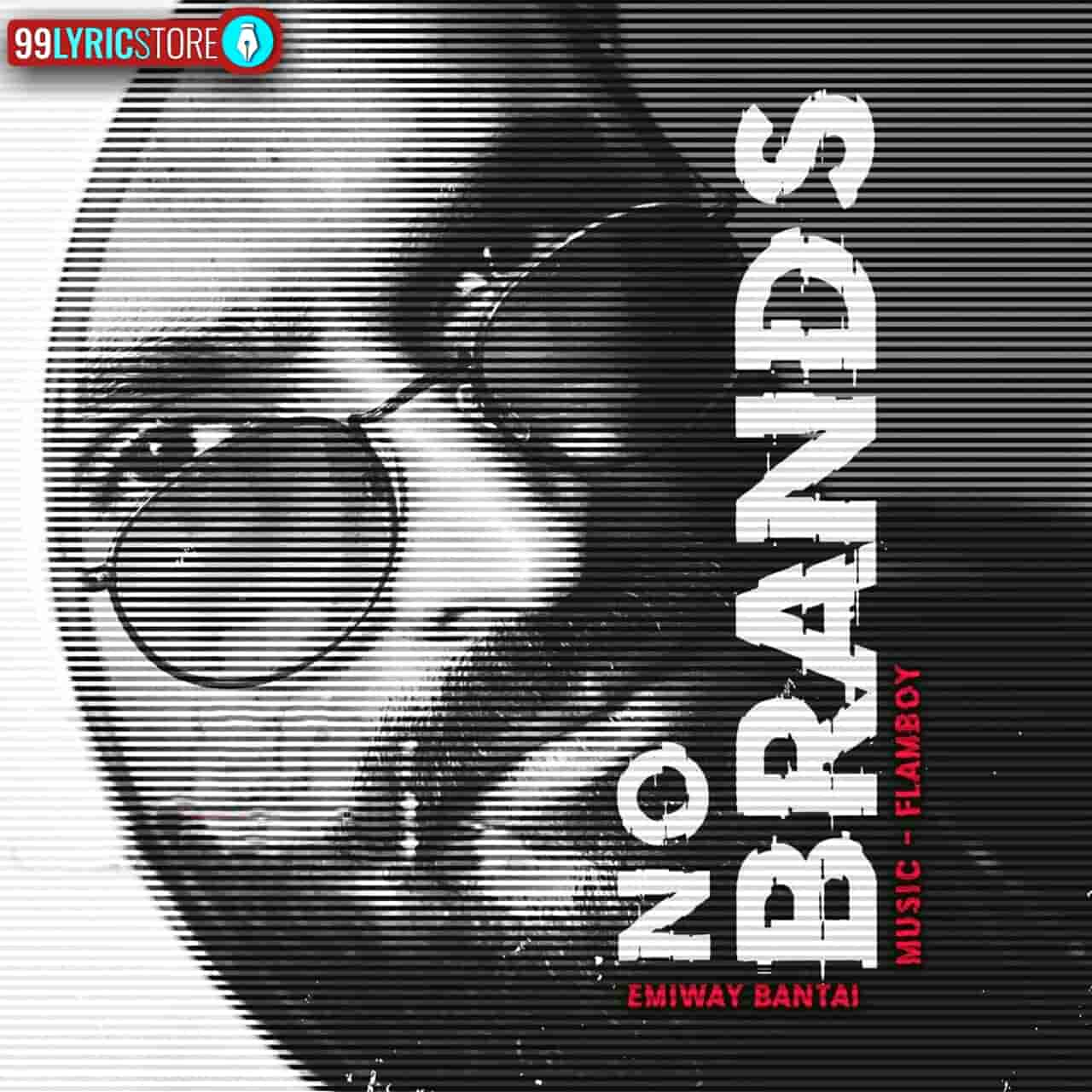No Brands Emiway Bantai song images
