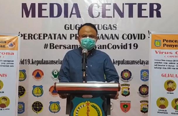 Ahad 10 Mei 2020 Data Terbaru COVID-19 Kabupaten Kepulauan Selayar, 3 Kasus PDP Dinyatakan Sehat