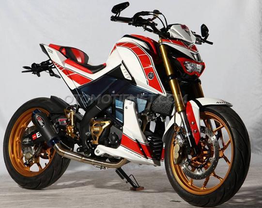 Modifikasi Motor Yamaha Terbaru