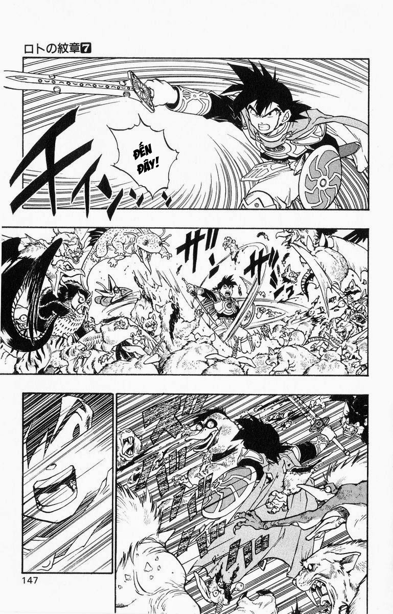 Dragon Quest: Emblem of Roto chapter 25 trang 37