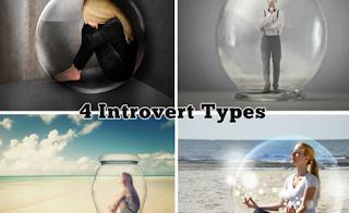 4 Jenis Introvert