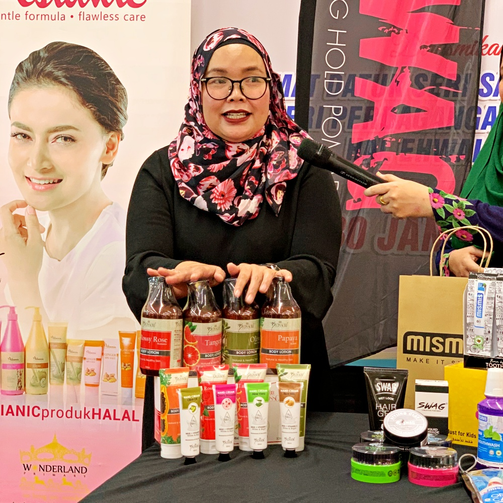 MISMIS, Swag, Blossom, Local Products, Beauty by Rawlins, Rawlins GLAM, Hand & Body Lotion, Rawlins GLAM, Halal toothpaste, Hair care, Pomade