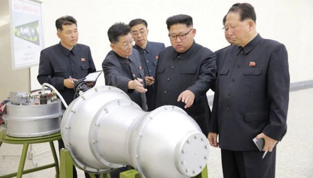 Korut Luncurkan Bom Hidrogen, AS Siap Kerahkan Militernya dengan Skala Besar