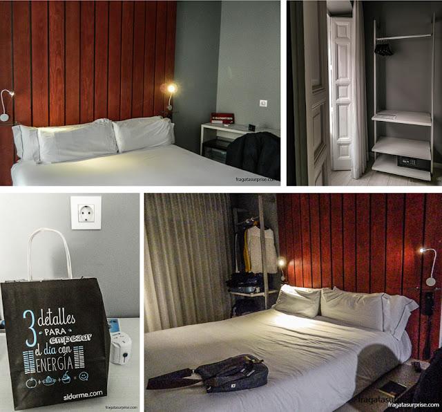 Apartamento do Hotel Sidorme Fuencarral 52, no bairro de Chueca, Madri