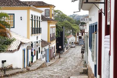 Foto de Minas Gerais. A inconfidência mineira.
