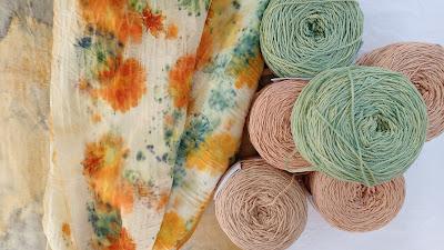 corso corsi ecoprint ecoprinting tintura naturale stampa vegetale tessuto filato colori naturali shibori indaco