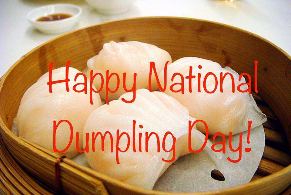 National Dumpling Day Wishes for Instagram