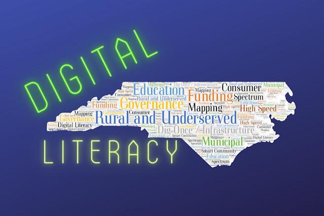 Digital Literacy in North Carolina