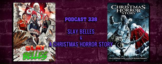 Christmas Horror Story Krampus.Podcast 338 Slay Belles A Christmas Horror Story Santa