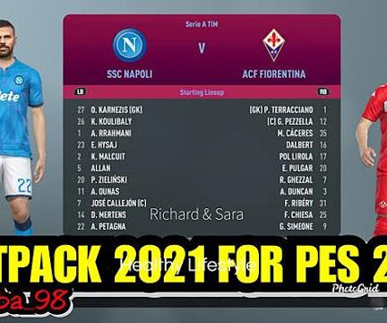 PES 2019 Kitpack Season 2020/2021
