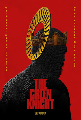 a24 The Green Knight Teaser Poster