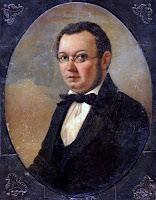 Portrait of Pyotr Pavlovich Yershov