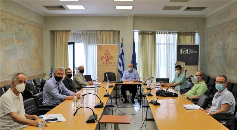 Σύσκεψη στην Περιφέρεια ΑΜ-Θ για τη συγκέντρωση φυτοπλαγκτόν στο Θρακικό Πέλαγος