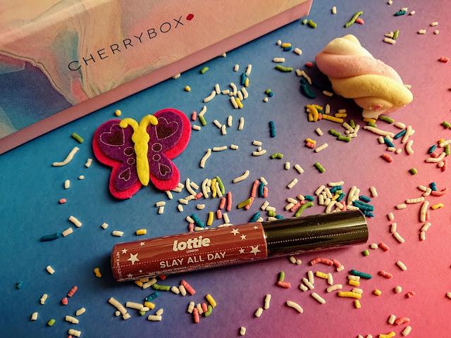 Lottie London - Slay All Day Matte Liquid Lipstick in shade Hun
