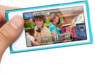 Comparaison entre la station de jeu portable et la vidéo iPod