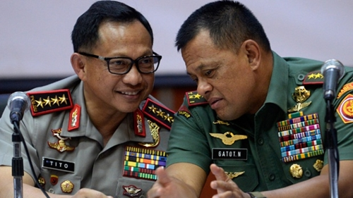 Survei: Gatot Nurmantyo dan Tito Paling Diharap Jadi Capres 2024 dari TNI-Polri