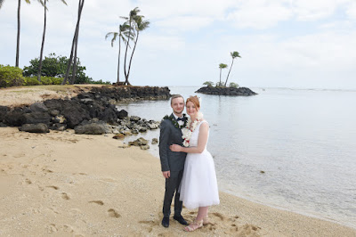 Wedding on Oahu