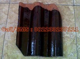 jual genteng press glazur