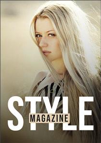 Cover majalah fashion