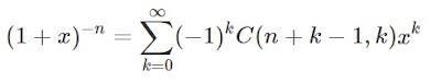 Aplikasi Fungsi Pembangkit dalam Masalah Counting 2