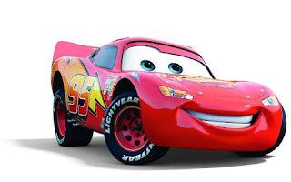 Gambar Mobil McQueen Asli