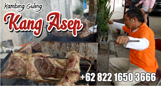 Pesan Antar Kambing Guling Gratis Ongkir di Lembang