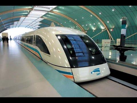 Fastest train in world