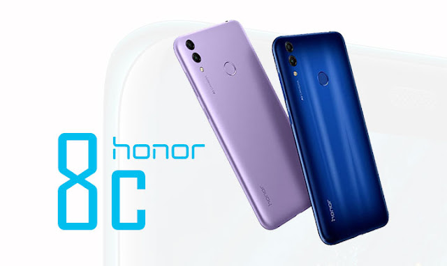 سعر و مواصفات Honor 8C مميزات و عيوب