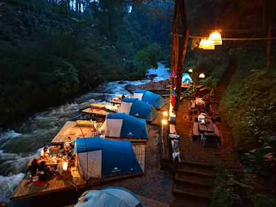 pineus tilu camping ground