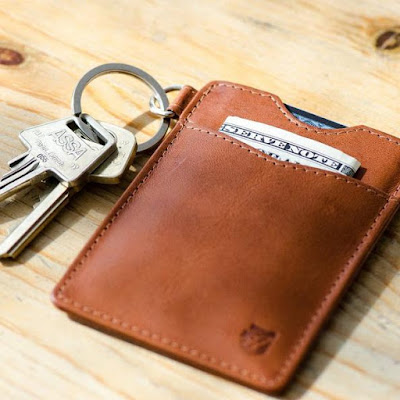 Essential RFID-Blocking Key Wallet