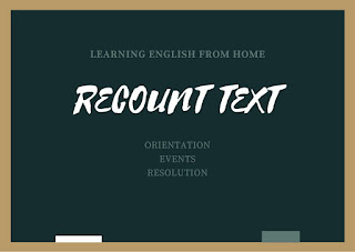 Recount Text dan Soal