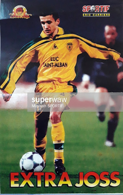ERIC CARRIERE OF NANTES 2002