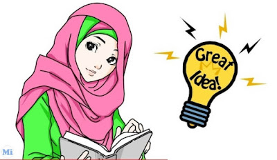 Menjadi Wanita Cerdas Menurut Islam