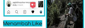 Tips agar mendapat Like banyak di Instagram seperti Selebgram