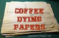 https://joysjotsshots.blogspot.com/2019/05/coffee-dying-papers.html