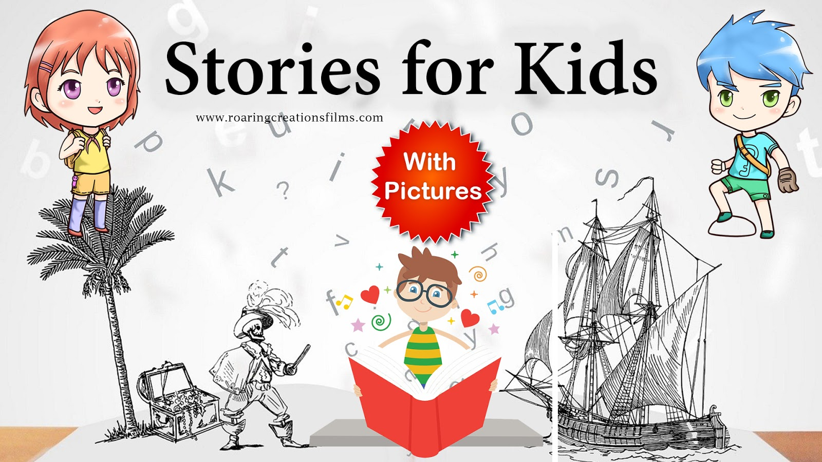 Stories for Kids - Kids Story in English