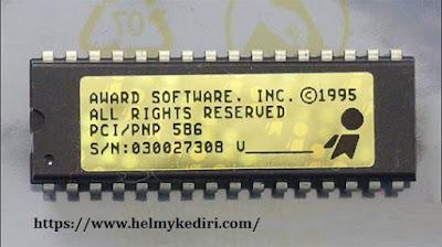 Arti bunyi beep pada BIOS AWARD