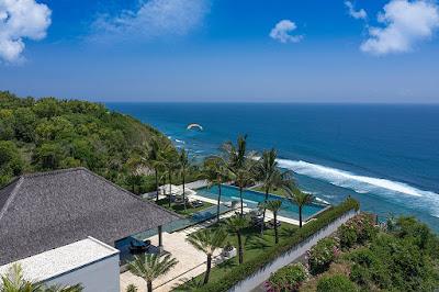 Villa di Uluwatu Bali