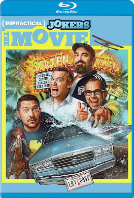 Impractical Jokers: The Movie [2020] [BD25] [Latino]
