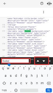 Edit html dengan hp