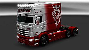 Sjoerd Mulder skin for Scania RJL Longline
