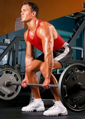 تضخيم عضلات الرجل