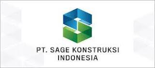 Lowongan Kerja PT Sage Konstruksi Indonesia