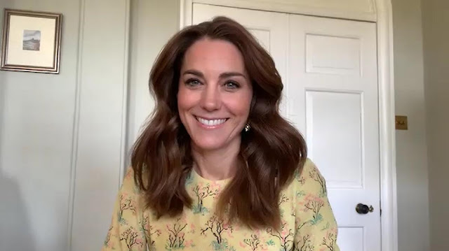 Kate Middleton spearheads project aiming to capture UK's 'resilience' during pandemic